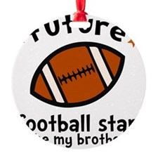 Football Bro Ornament