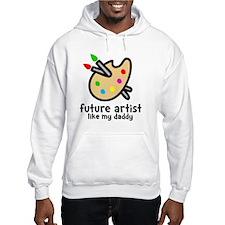 Artist Dad Hoodie