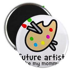 Artist Mom Magnet