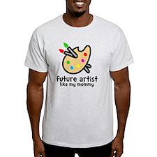 Artist Mom T-Shirt