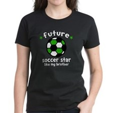 Soccer Bro -dk Tee