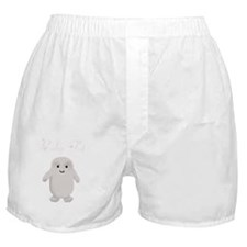 Baby Fat Dr Who Adipose.gif Boxer Shorts