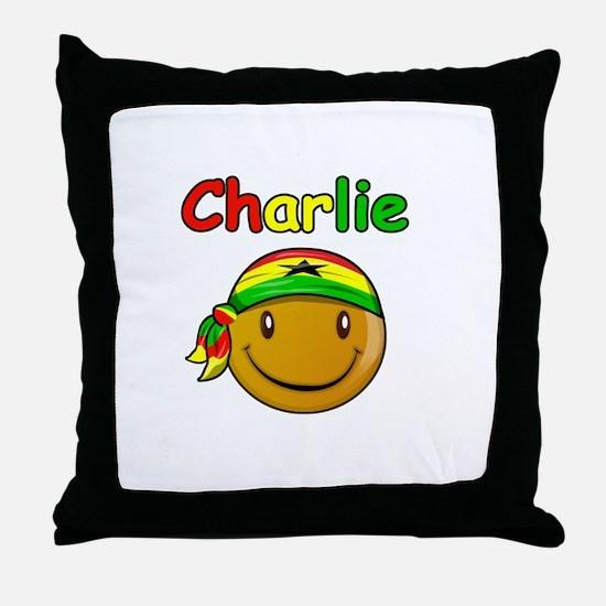 Ghanaian slang Throw Pillow