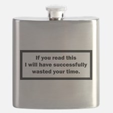 Wasting your time Flask