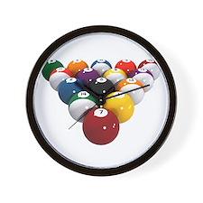 Pool-Balls-0080000.png Wall Clock