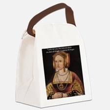 I Desire You Canvas Lunch Bag