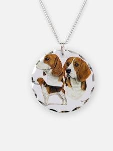 Beagle Multi Necklace