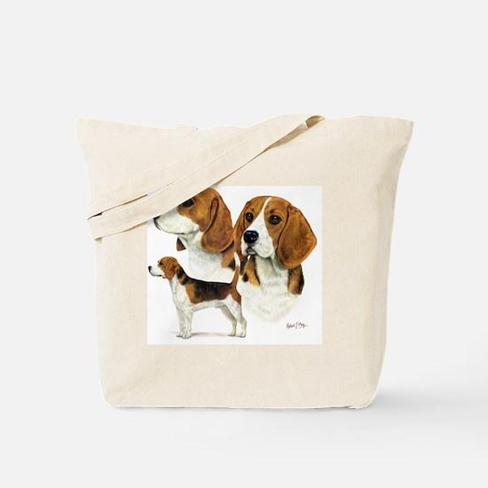 Beagle Multi Tote Bag