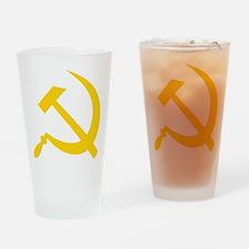 HammerAndSickle Drinking Glass