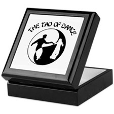 Tao of Dance Keepsake Box