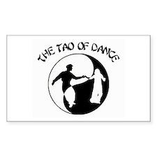 Tao of Dance Decal