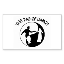 Tao of Dance Stickers