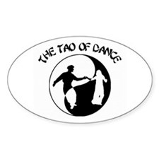 Tao of Dance Decal