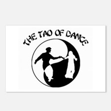 Tao of Dance Postcards (Package of 8)