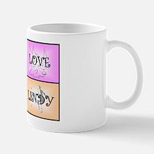 Live Love Laugh Lindy Mug