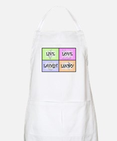 Live Love Laugh Lindy Apron