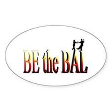 Be the Bal Stickers