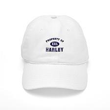 Property of harley Baseball Cap