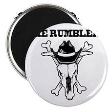 The Rumblers - Chapel Hill, NC Magnet