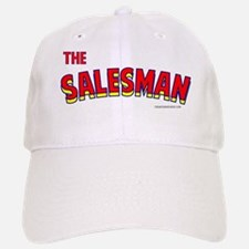 The Salesman Baseball Baseball Cap
