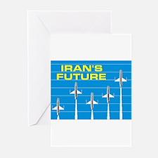 IRANIAN FUTURE Greeting Cards (Pk of 10)