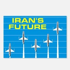 IRANIAN FUTURE Postcards (Package of 8)