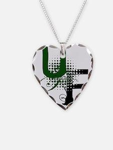 UF Logo Necklace