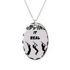 Kipping it Real Necklace
