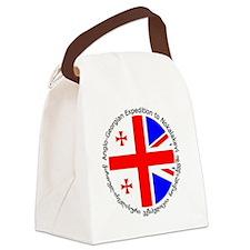 AGEN 2009 logo Canvas Lunch Bag
