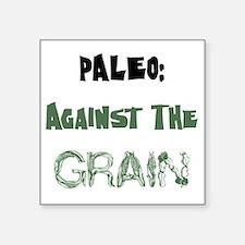 "Paleo Square Sticker 3"" x 3"""
