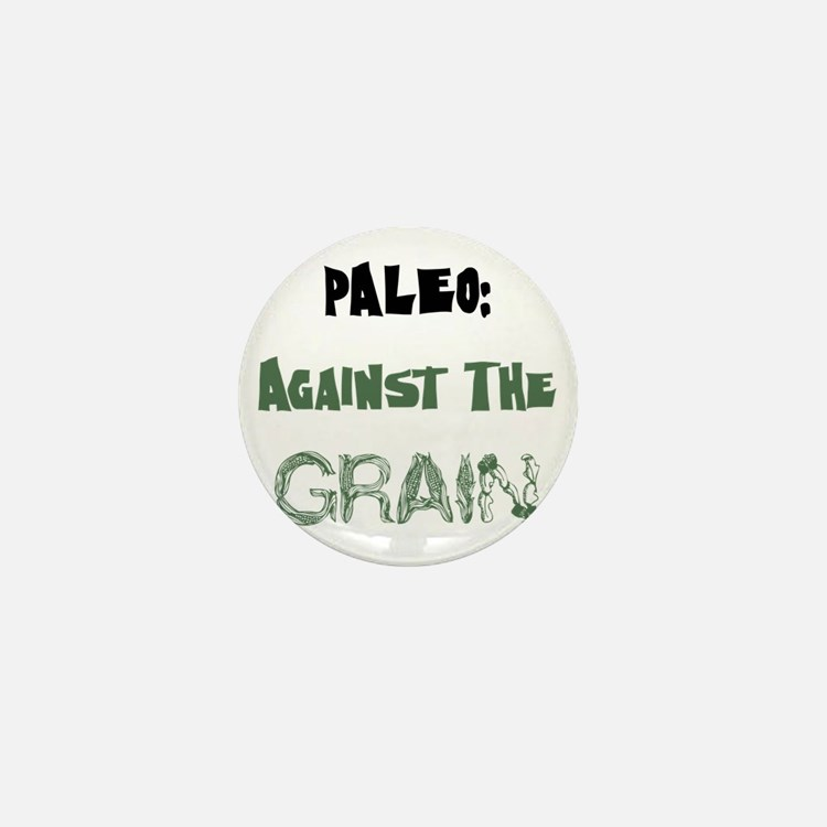 Paleo Mini Button