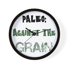 Paleo Wall Clock