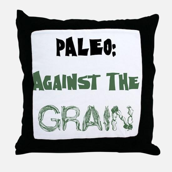 Paleo Throw Pillow
