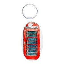 phonebooth Keychains