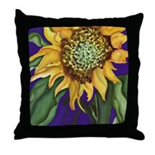 sunflow2800er Throw Pillow