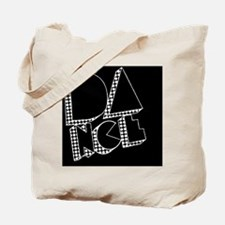dance black Tote Bag