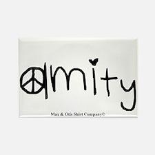 amity-divergent Rectangle Magnet