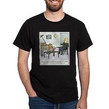 Unique Technology cartoon T-Shirt