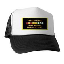 716th-military-police-battalion Trucker Hat