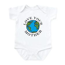 Love Your Mother Onesie