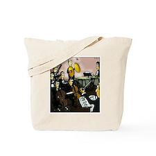 Funny Classic cartoon Tote Bag