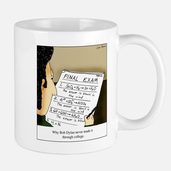 Dylan Exam Mugs