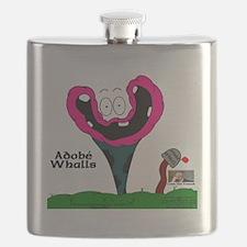 Adobe Whalls Flask