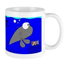 Deep Blue Sea Blee The Spud Fish In Sto Mug