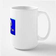 Deep Blue Sea Blee The Spud Fish In Sto Mug