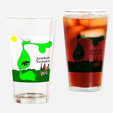 Jundah Yaraka The Green Boomballa I Drinking Glass