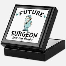 Surgeon Dad Keepsake Box