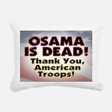 OBLPoster Rectangular Canvas Pillow