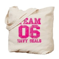 team6pink Tote Bag