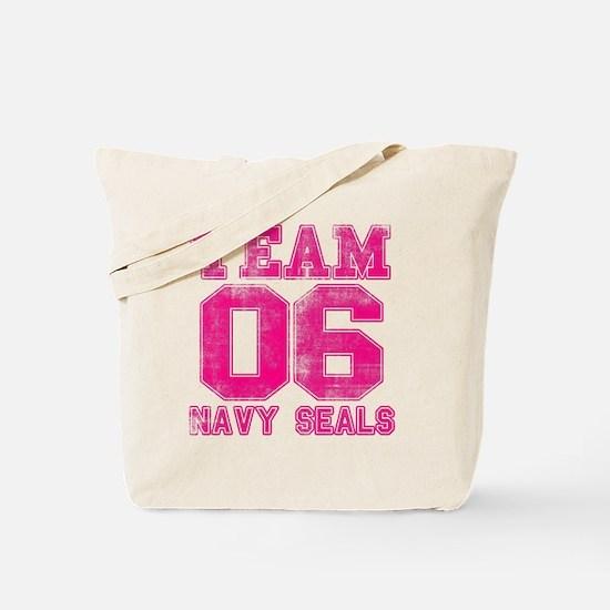 team6pink Tote Bag